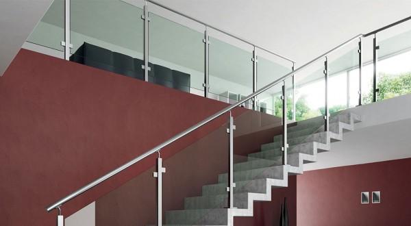Контакти за алуминиеви парапети Варна стълбище стъкло оферти оглед