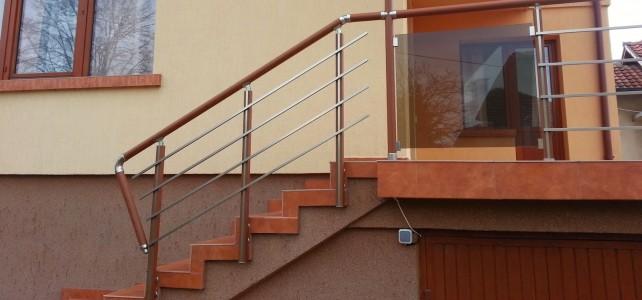 Най-подходящите типове метални парапети за обзавеждане на жилища – Част 1
